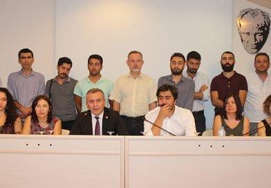 """""""ADALETİN KIRINTISINI ARIYORUZ"""""""