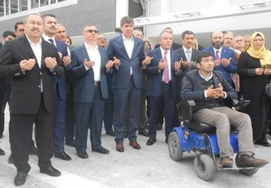 SURİYE'YE YARDIM TIRLARI GÖNDERİLDİ